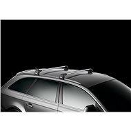 THULE Střešní nosiče pro VAUXHALL, Crossland X,  5-dr SUV s integrovanými podélnými nosiči, r.v. 201 - Střešní nosiče