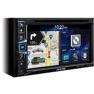 ALPINE Multimediální navigační systém - GPS navigace
