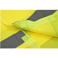 COMPASS Vesta výstražná žlutá XXL EN 20471:2013 + A1:2016 - Reflexní vesta