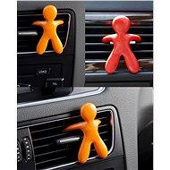 Mr&Mrs Fragrance CESARE Orange & Sandalwood Stříbrný - Vůně do auta
