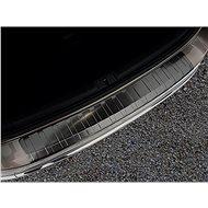 AVISA Kryt prahu zadních dveří Volkswagen Passat B7 kombi - černý grafit - Kryt prahu