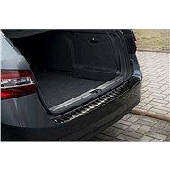 AVISA Kryt prahu zadních dveří Škoda Superb III kombi - černý grafit - Kryt prahu
