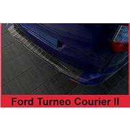 AVISA Kryt prahu zadních dveří Ford Transit / Tourneo Courier II - černý grafit - Kryt prahu