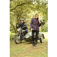 OXFORD BRADWELL fialová 8 - Bunda na motorku