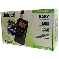 UNIDEN EZI33 XLT přehledový přijímač - Vysílačka