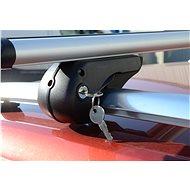 COMPASS střešní nosiče-120cm, zamykací - Střešní nosiče