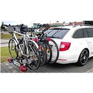 UEBLER  F42 na 4 kola - Nosič kol na tažné zařízení