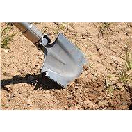 TIGER Lopatka skládací multifunkční 77cm - Lopatka
