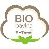 T-tomi BIO Bambusové pleny (3 ks) - white - Látkové pleny