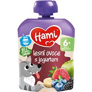 Hami Lesní ovoce s jogurtem 6× 90 g - Příkrm