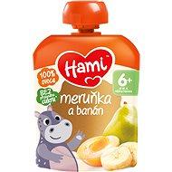 Hami Meruňka a banán 6× 90 g - Příkrm