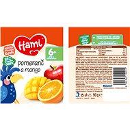 Hami Pomeranč a mango 6× 90 g - Příkrm