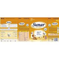Sunar Complex 3 vanilka 6× 600 g - Kojenecké mléko
