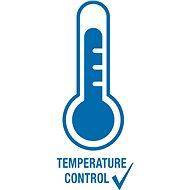 NUK FC+ Lahev s kontrolou teploty 150 ml tyrkys - Kojenecká láhev