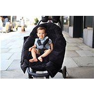 7AM Enfant 212 Evolution Black Plush - Fusak do kočárku