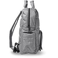 7AM Voyage Heather Grey - Přebalovací batoh