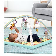 Skip Hop Deka na hraní + polštářek ABC & ME 0m+ - Hrací deka