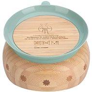 Lässig  Bowl Bamboo Wood Little Chums dog - Dětská miska