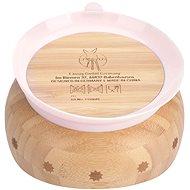 Lässig  Bowl Bamboo Wood Little Chums mouse - Dětská miska
