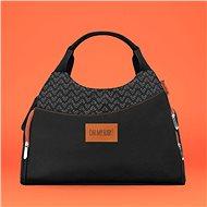 BADABULLE Přebalovací taška MULTIPOCKET černá - Přebalovací taška