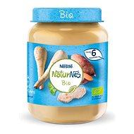 NESTLÉ NaturNes BIO Telecí maso s pastinákem a batáty 6× 190 g - Příkrm