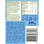 NESTLÉ NaturNes BIO Špagety Bolognese 6× 250 g - Příkrm