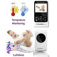 BABYSENSE Video Baby Monitor V24R - Dětská chůvička