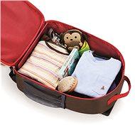 Skip hop Zoo cestovní - Opička - Dětský kufr