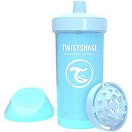 TWISTSHAKE Láhev 360 ml modrá - Láhev na pití pro děti