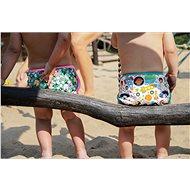 PETIT LULU  Svrchní kalhotky sz - lišky - Plenkové kalhotky