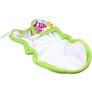 PETIT LULU  Novorozenecké svrchní kalhotky - rozkvetlá zahrada - Plenkové kalhotky