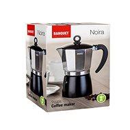 BANQUET Kávovar NOIRA 9 šálků - Moka konvička
