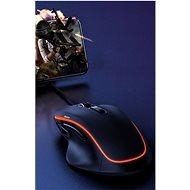 Baseus GAMO 9 Programmable Buttons Gaming Mouse Black - Herní myš
