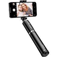 Baseus Fully Folding Selfie Stick Black/Red - Selfie tyč