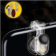 Baseus Game Tool Red-Dot, Black - Gamepad