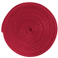 Baseus Rainbow Circle Velcro Straps 3m Red - Organizér kabelů