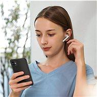 Baseus Encok W05 White - Bezdrátová sluchátka
