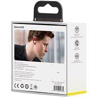 Baseus Encok WM01 White - Bezdrátová sluchátka