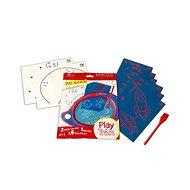 Boogie Board Play and Trace - Vesmírné dobrodružství, vyměnitelná šablona - Šablona