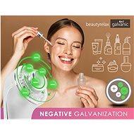 Beauty Relax ultrazvukový kosmetický přístroj s fotonovou terapií - Galvanická žehlička