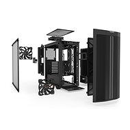 be quiet! Pure Base 500DX Black - Počítačová skříň