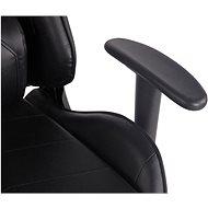 BHM Germany Turbo, černá - Herní židle