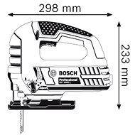 BOSCH GST 8000 E Professional - Přímočará pila