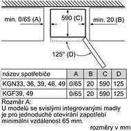 SIEMENS KG39N2LDA - Lednice