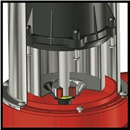 Einhell GE-SP 4390 N-A LL ECO Expert                     - Čerpadlo na vodu