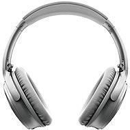 BOSE QuietComfort 35 II stříbrná - Bezdrátová sluchátka