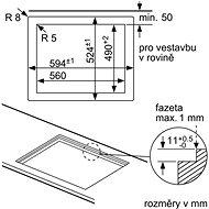 BOSCH PPP6A6B20 - Varná deska