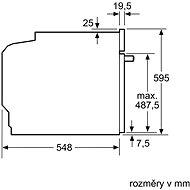 BOSCH HBA533BW0 + BOSCH PKE652CA1E - Set spotřebičů