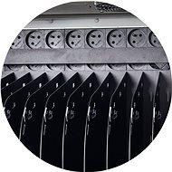 Nabíjecí regál pro 30 notebooků, 32x zásuvka 230V - Nabíjecí úložiště