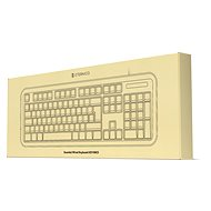 Eternico Essential KD100CS - CZ/SK + MD300 černý - Set klávesnice a myši